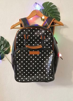 Рюкзак в горошек accessorize