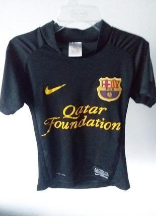 Футбольная футболка детская месси