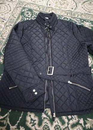 Стеганая куртка демисезон