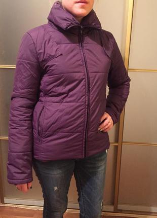 Курточка на холодную осень или тёплую зиму motor