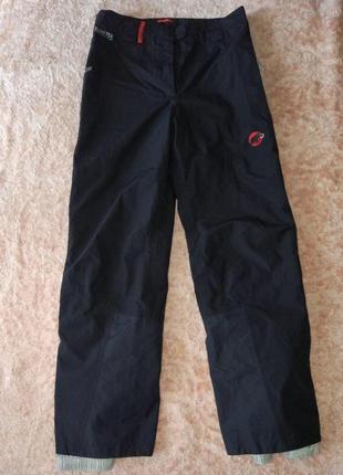 Женские горнолыжные брендовые штаны mammut gore-tex