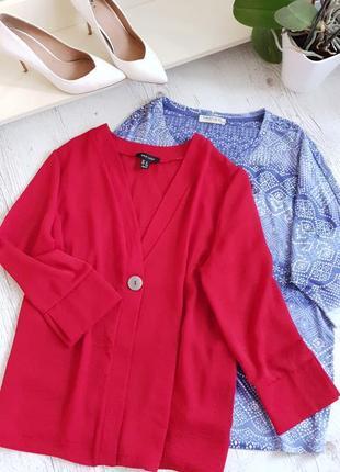 Блуза красная new look