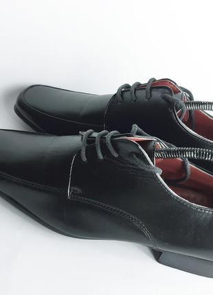 Оригинал италия туфли сarlo paozolini размер 43 стелька 28 см
