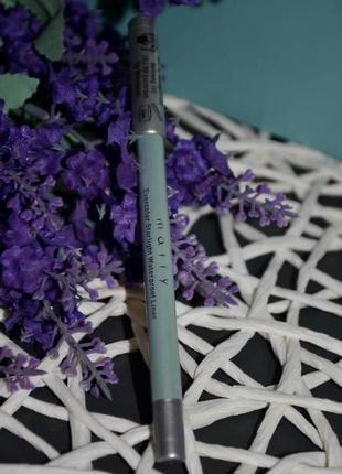 Водостойкий карандаш для глаз mally evercolor starlight waterproof liner