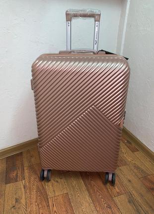 Акция!! в наличии новый оригинальный набор польских чемоданов wings