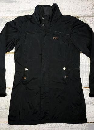 Женская куртка helly hansen оригинал весна/осень в идеальном состоянии