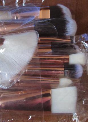 Набор кистей для макияжа 15штук2
