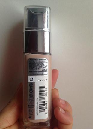 True match тональный крем от l'oréal