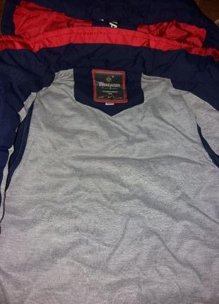 Демисезонная куртка - желетка !6 фото