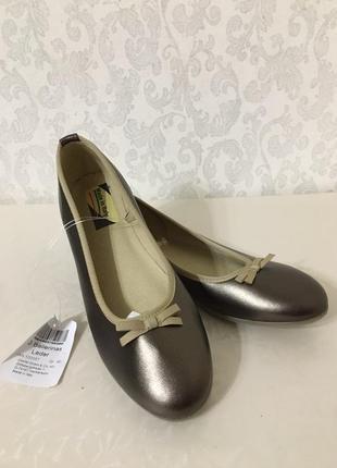 Туфли натуральная кожа размер 40