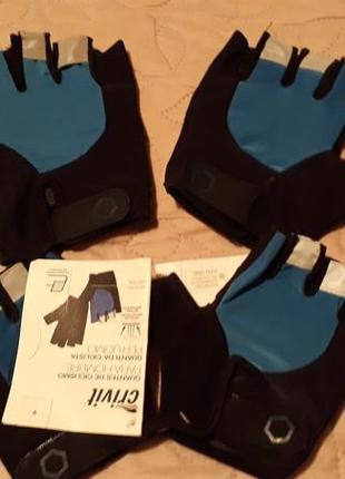 Перчатки для велоспорта      размер 9, 10