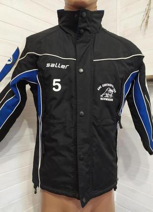 Детская утепленная куртка для экстримального спорта saller на рост 140