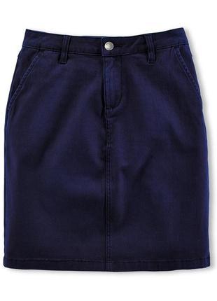 Стильная качественная юбка тсм tchibo. размер 40. сток!