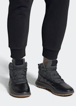 Ботинки adidas fusion storm wtr cn139