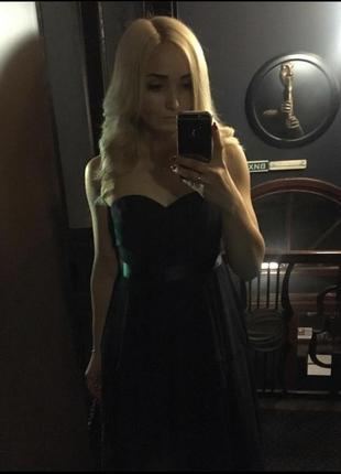 💙 платье вечернее