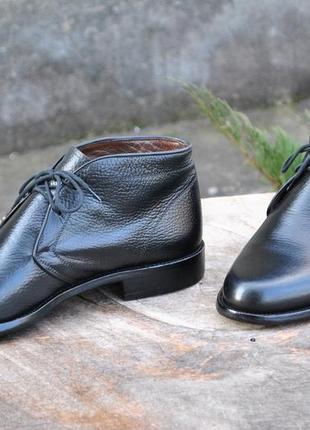 Ботинки чукка мужские doucals