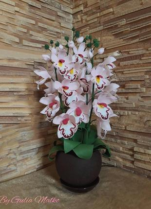 Орхидея - светильник