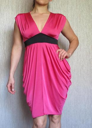Эффектное коктейльное платье new look