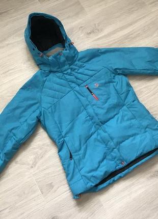 Зимняя куртка salomon