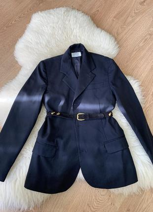Шерстяной пиджак armani