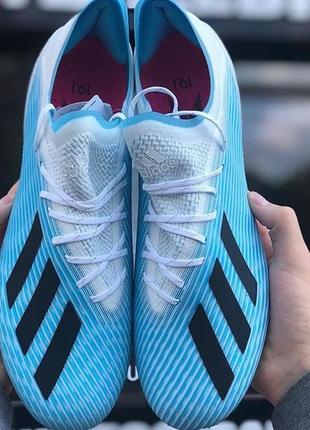 Футбольные бутсы adidas,модель про, 43 размер 27,5см стелька