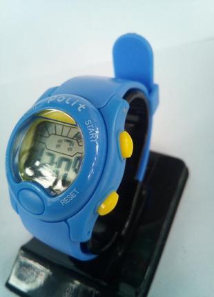 Водозащищенные детские часы polit 692 электронные