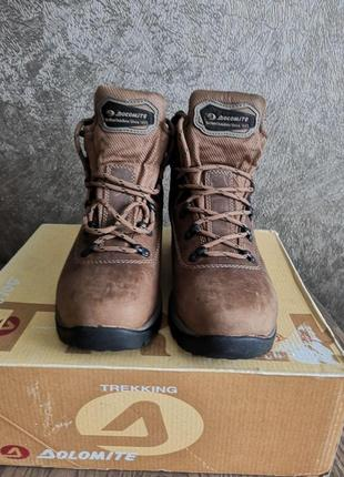 Треккинговые ботинки dolomite aprica