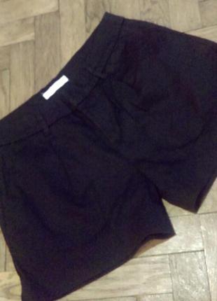 Класичні чорні шорти #розвантажуюсь