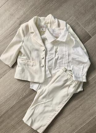 Костюм с рубашкой