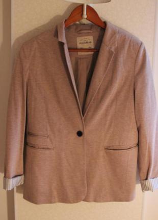Стильный пиджак от pull&bear