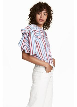 Блуза h&m / 36 / 40