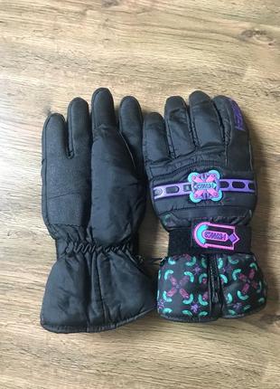 Лыжные перчатки chiba