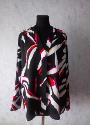 Новая блуза рукав реглан размер uk 12 -14