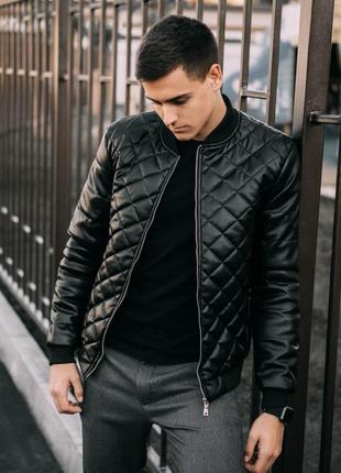 Куртка ветровка бомбер мужской скидки
