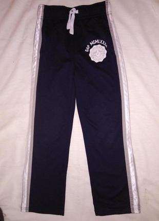 Спортивные штаны  gap на 8-9лет р.128-134