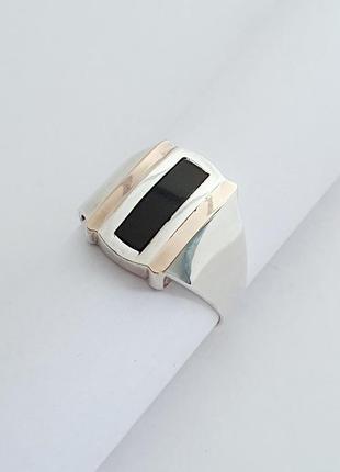 Серебряная мужская печатка, кольцо