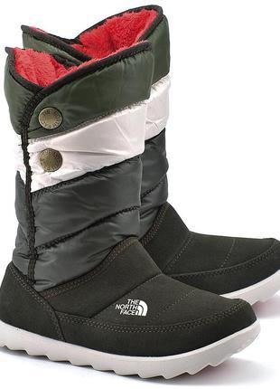 Новые женские! ботинки the north face sopris  27,5см