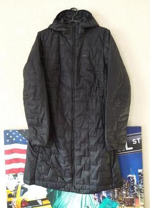 Куртка пальто демисезонное helly hansen