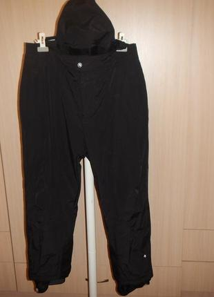 Лыжные штаны cutting edge р.58