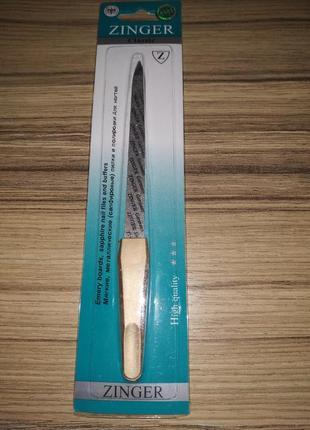 Пилка металлическая zinger