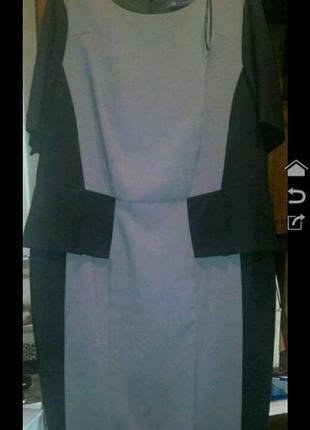 Платье фирмы marks & spencer