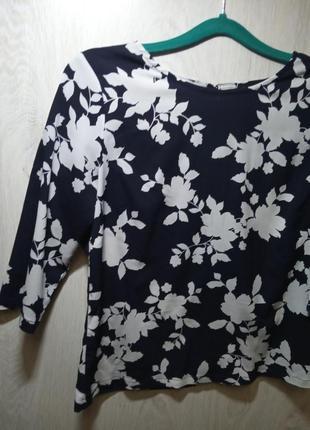Стильная блуза ostin в новом состоянии