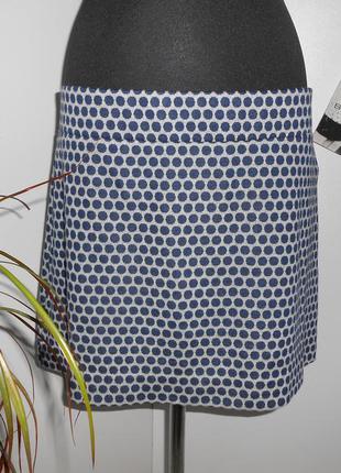 Крутая трикотажная юбка gap