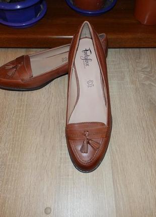 Лоферы , туфли marks & spencer footglove