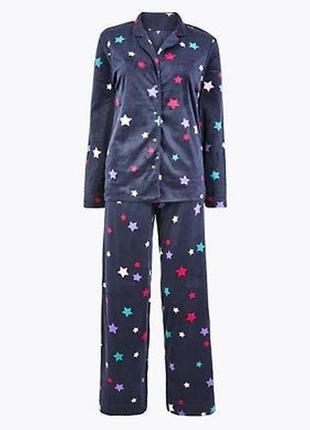 Шикарнючая флисовая пижама из англии