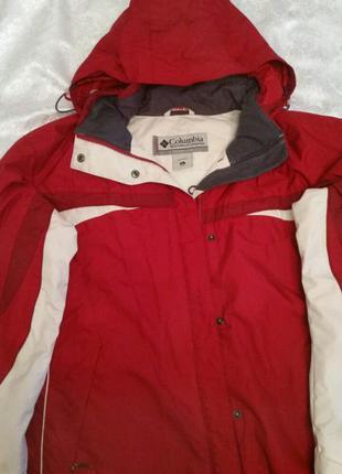 Женская зимняя курточка columbia