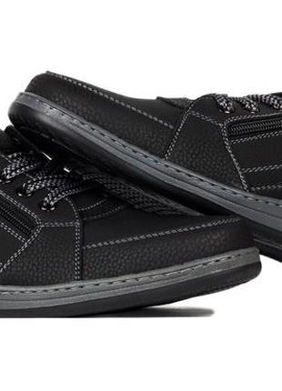 Туфли мужские спортивные кроссовки львовской фабрики (тс-1-с)2 фото