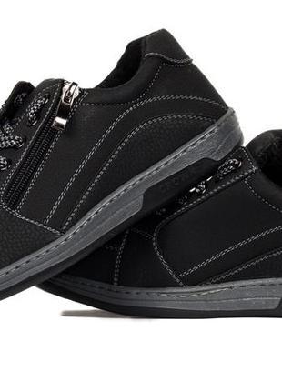 Туфли мужские спортивные кроссовки львовской фабрики (тс-1-с)4 фото