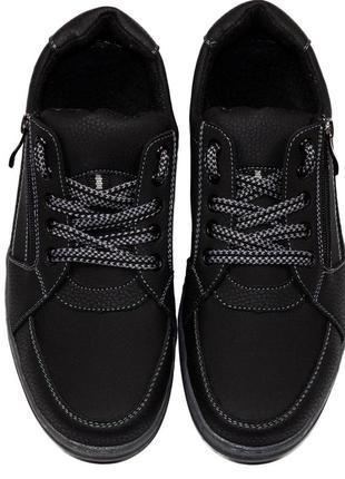 Туфли мужские спортивные кроссовки львовской фабрики (тс-1-с)7 фото