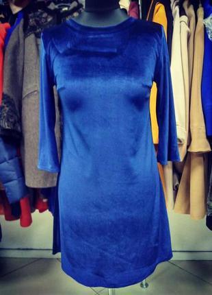 Бархатное платье, велюровое платье